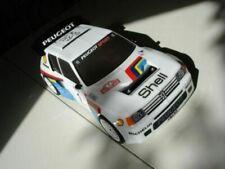 Carrozzeria body RC scala 1/10 Peugeot 205 GTI RALLY-TOURING+ALETTONE