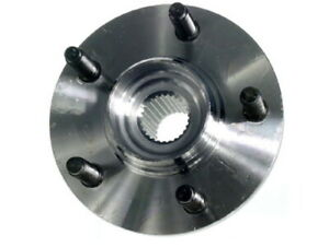 Axle Bearing and Hub Assembly Front PARTS DEPOT 521000