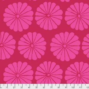 Damask Flower - Magenta by Kaffe Fassett for FreeSpirit 1/2 Yard Cotton