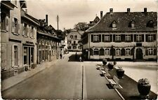 CPA AK Kandern Blumenplatz, Gasthaus zur Blume GERMANY (891334)