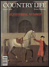 Country Life May 1994 BADMINTON GARDENS CHARTWELL CHURCHILL ANIMAL PORTRAITISTS