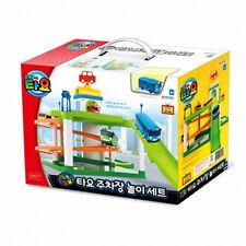 "The Little Bus TAYO ""Parking center Play Set"" Toy Korea ani -FreeShip & Tracking"