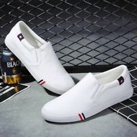 Eg _ Cool Uomo No Stringhe per Scarpe Mocassini Tempo Libero Slip On Tela Casual