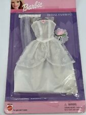 Barbie Bridal Fashions Wedding Dress Outfit #68065 -84 New in Package