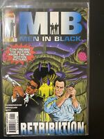 MIB - Men in Black #1 Marvel Comics American Entertainment  Comic Book  NM Copy