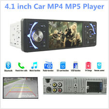 4.1 inch Single Din Car MP4 MP5 Player Support Bluetooth Call Reversing Priority