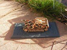 CHAR DE COMBAT 1/72   humel allemand 1945  IXO/   serie  12