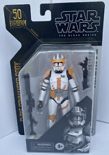 ? Star Wars The Black Series Archive CLONE COMMANDER CODY (Lucasfilm 50th) ?
