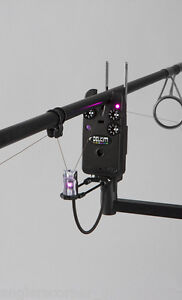 Delkim ES Indication Set - Illuminating Hanger - Purple / Indicators / Fishing