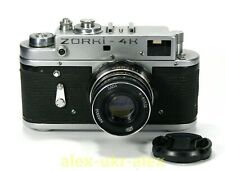 Russian Zorki-4K with Industar- 61LD lens RF film camera.Repaired.№75682511
