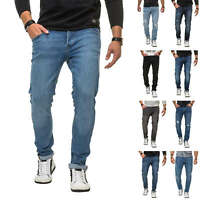 Jack & Jones Herren Slim Fit Jeans Denim Stretchjeans Herrenhose Hose Casual