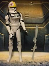 Star Wars TCW Clone Wars CW Republic Attack Shuttle Pilot YOU ONLY GET 1