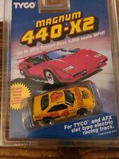 Tyco magnum 440 x2 slot car Ernie Irvin
