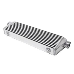 intercooler universale maggiorato frontale in alluminio 6,2 litri