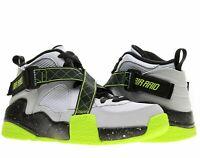 Nike Youth Air Raid (GS) 644412-002 Grey/Green Athletic / Basketball Sneakers