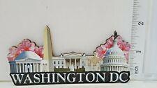 MAGNET TRAVEL Photo Magnet Washington DC White House