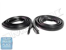 1966-67 Charger / Coronet / Satellite RoofRail Weatherstrip Pair - RR4000