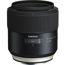 New Tamron SP 85mm f/1.8 Di USD Lens - SONY Alpha A Mount  [F016]
