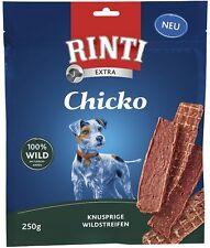 9x250g Rinti Extra Chicko Wild Vorratspack
