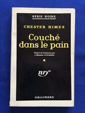 """COUCHE DANS LE PAIN. (""""A JEALOUS MAN CAN'T WIN."""") FIRST EDITION BY CHESTER HIMES"""