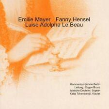 J rgen Bruns - Sym No. 5 & Hero Und Leander & Piano Cto Op. 37 [New CD]