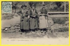cpa 03 - VICHY (Allier) TYPE de BOURBONNAISES Costumes du Pays