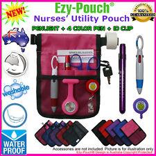 Quality Ezy-Pouch® NURSE POUCH BAG POCKET + MEDICAL PEN LIGHT + Bonus Pack