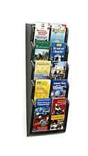 porta brochure da Muro a 10 tasche 1/3 A4 x agenzia viaggi ditta negozio fiera