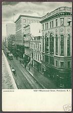 WESTMINSTER STREET, PROVIDENCE, RI