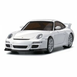 Kyosho DNX402W dNaNo ASC FX-101RM Porsche 911 GT3 White ping
