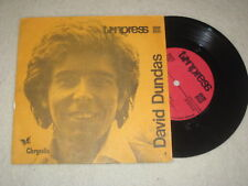 David Dundas - Another funny honeymoon   Vinyl 7""