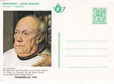 Belgium Jan van Eyck 5c Prepaid Postcard Themabelga 75 Unused VGC
