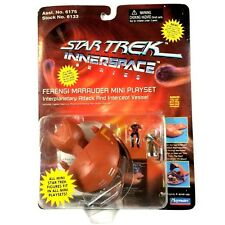 Star Trek Innerspace Ferengi Marauder 1995 Playmates Tv Movie Sealed