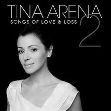 Songs of Love & Loss, Vol. 2 by Tina Arena (CD, Nov-2008, EMD Int'l)