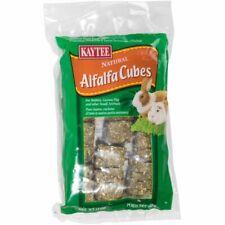 LM Kaytee Natural Alfalfa Cubes 15 oz