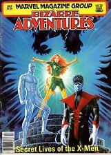 X-men Bizarre Adventures 27 Marvel Comics Fine+ Bronze Age Phoenix