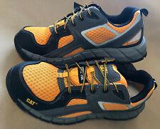 Caterpillar Gain St Steel Toe Steel Toe Work Shoes Mens 8.5 9 9.5 10 10.5 11 12