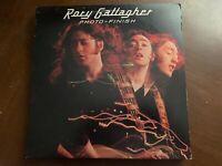 RORY GALLAGHER PHOTO-FINISH VINYL LP CHRYSALIS
