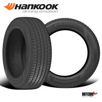 2 X New Hankook Kinergy ST H735 215/75R15 100T Touring All Season Tires