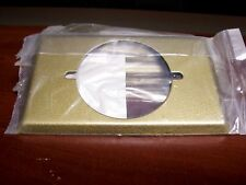 Leviton SG Stainless Steel Receptacle Plate #84028 (Lot of 10)