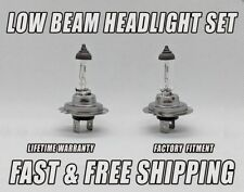 Stock Fit Halogen FRONT LOW BEAM Headlight Bulb For BMW 330Ci 2001-2006 Qty 2