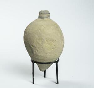 Islamic Byzantine  `Greek Fire` Hand grenade or Fire bomb: 12th-14th century AD.