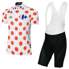 Ropa ciclismo verano TourM. equipement maillot culot cycling jersey maglie short