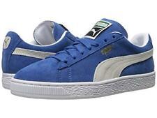 PUMA Men's Suede Classic Sneaker |Olympian Blue/White |11 M US