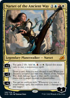Narset of the Ancient Way - Foil x1 Magic the Gathering 1x Ikoria mtg card