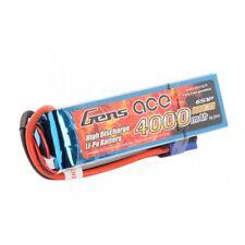 Gens ace 4000mAh 22.2V 45C 6S Lipo Battery EC5 Plug For RC Goblin Heli 500 570