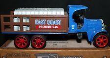ERTL COLLECTIBLES 1925 KENWORTH TRUCK EAST COAST PREMIUM GAS BANK