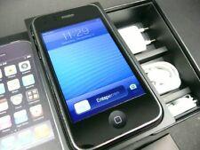 iPhone 3GS 16GB schwarz mit OVP sehr schön ohne Simlock ORIGINAL