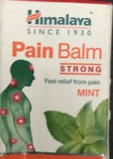 Pain Balm - Strong Fast relief from headaches mint 10g Himalaya