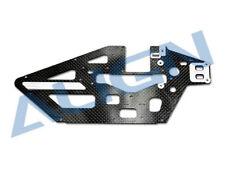Align T-Rex 450 L fibre de carbone Châssis principal (L) - 1.2 mm